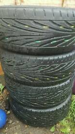 4 proxes tyres