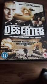 4 Tom Hardy DVD.s