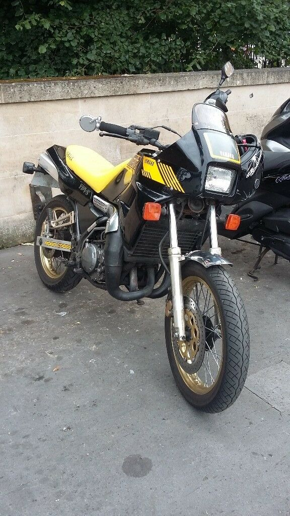 Yamaha TDR 250 powervalve