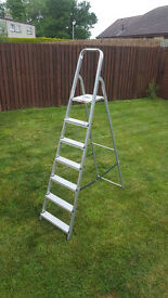 Alluminium Step Ladder