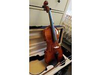 Full size Stentor violin. 4/4