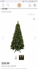 Slim Mayfair Christmas Tree