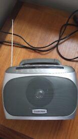 🔴 Lloytron 3‑Band Portable Radio.🔴