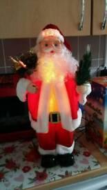 Fibre Optic Father Christmas