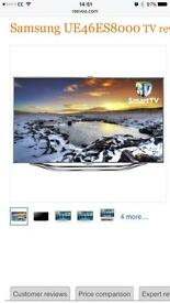 Samsung UE46ES8000 TV