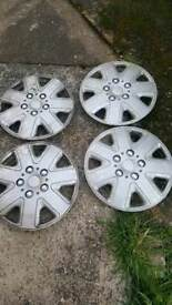 14 wheel trims