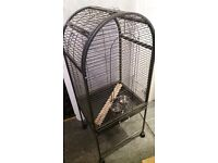 Bird/parrot cage. Immaculate Condition.