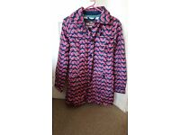 brand new with tags joules rain mac size 12