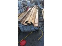 2000 foot 2x1 battens discoloured treated