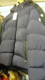 Mens designer jacket x large