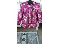 Girls Monsoon Anorak to fit 18-24months