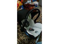 Maxi cosi cabriofix infant seat