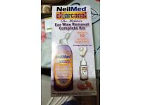 Neilmed clear canal ear wax removal complete kit