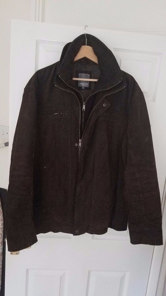 Brown Leather Jacket For Salein Bletchley, BuckinghamshireGumtree - Hi, I am now selling my brown leather jacket, bought in France, as no longer needed. Additional photos and details on demand