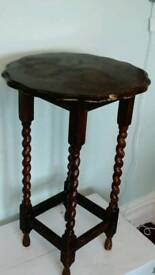Occasional /lamp table