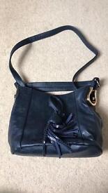 Moda in pelle handbag
