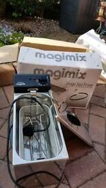 Magimix deep fat fryer pro 4.5 litre
