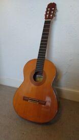 Barnes & Mullins BM Elcano Solid top Spanish/Classical Guitar