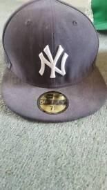 Ny new era flatcap