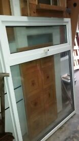Window double glazed