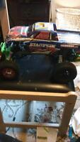 traxxas stampede vxl 2wd (RPM)