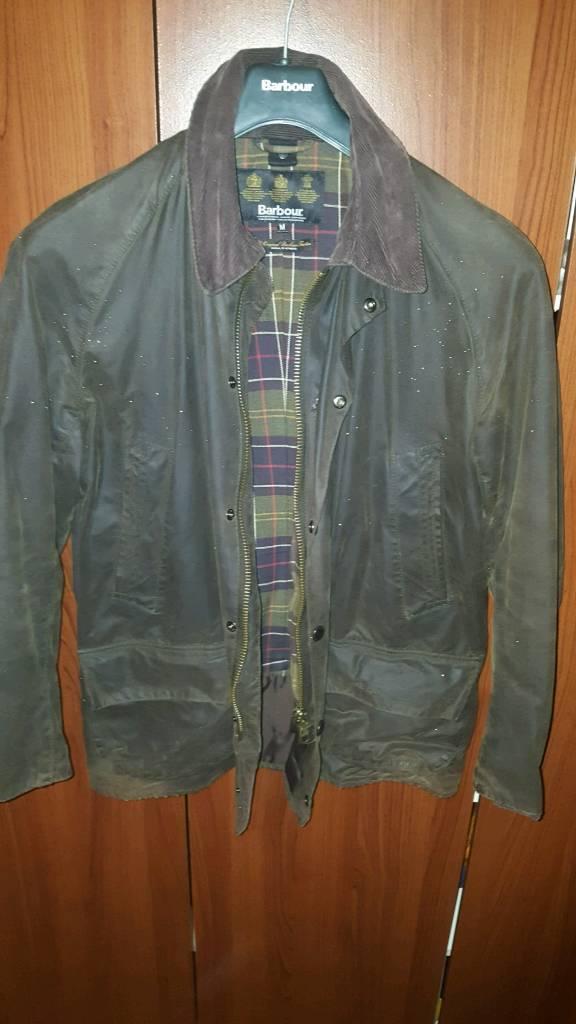 Men's Medium Barbour Jacket. OFFERS?