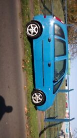 Vauxhall meriva 2004