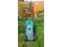 Lawnmower - Bosch Rotak 32R - used, in good working order