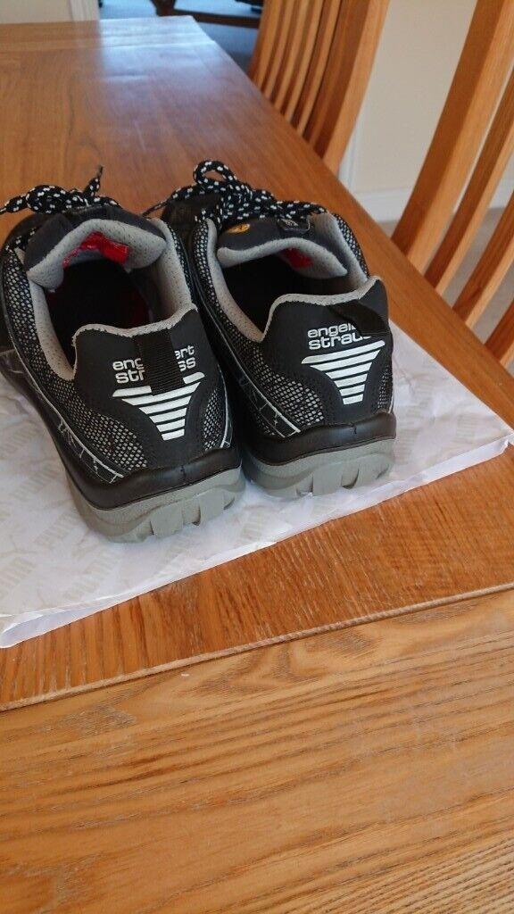 best online good texture many fashionable Engelbert Strauss work / safety shoes size 9 . | in Ferndown, Dorset |  Gumtree