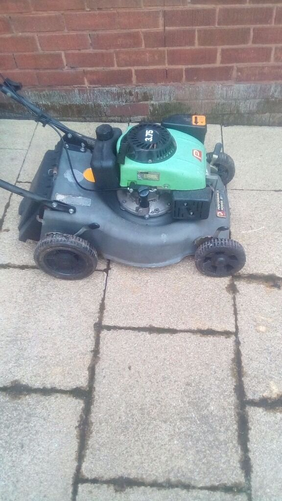 Lawnmower petrol self drive