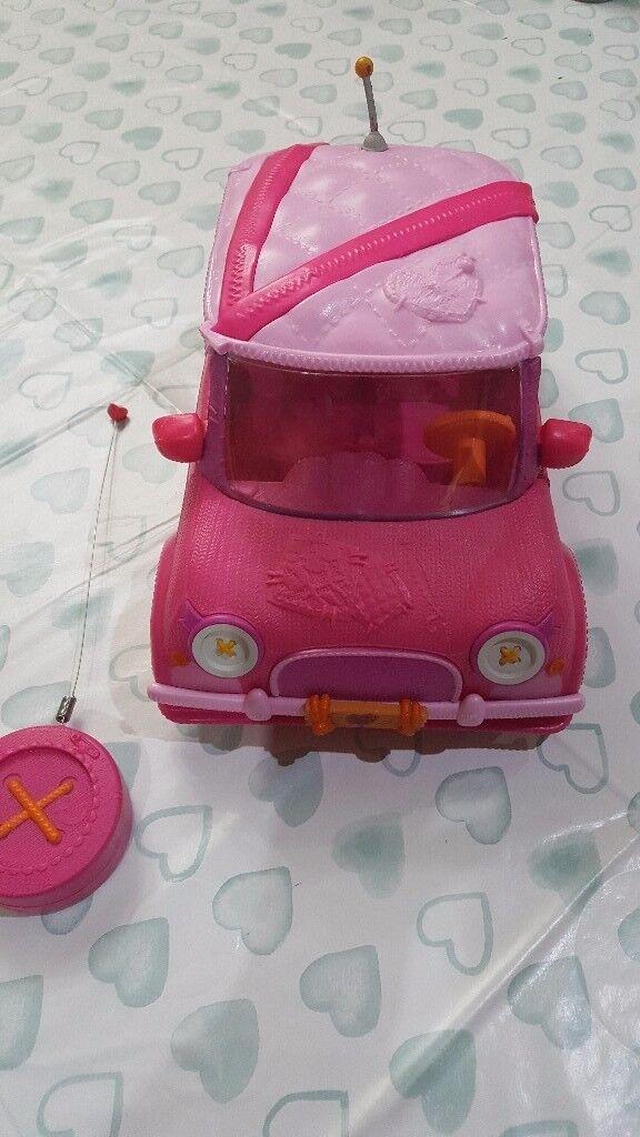 LALALOOPSY REMOTE CONTROL CAR