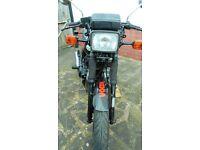kAWASAKI GPZ 305 - 1992, cheap motorcycle - no offers