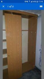 Large used wardrobe