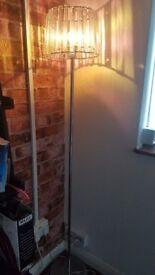 Standing Crystal lamp!