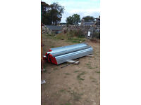 Kwikstage quick stage galvanised 8ft scaffold batten steelstage steel stage metal battens not timber