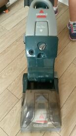 Bissell powerwash carpet cleaner, needs a new hose, or use for spare parts