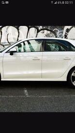 Audi a1 5 door white pasger front door mint condion no marks complete