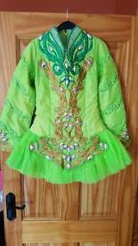 Stunning vibrant dress