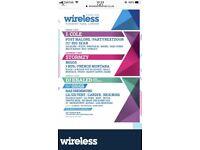 Wireless Festival Sunday 8th July