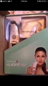 Remington IPL laser hair removal machine BNIB