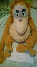 Disney king louie plush
