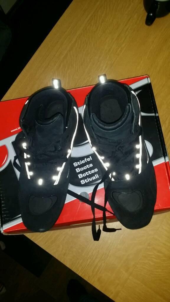 IXS motorbike boots
