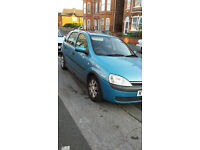 Corsa 1.2 16V 5 doors 2003, for sale, may swap mobile phone etc try me maybe i will say YES