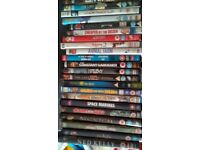 DVDs various for all ages