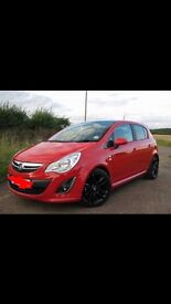 Vauxhall Corsa limited edition 5dr
