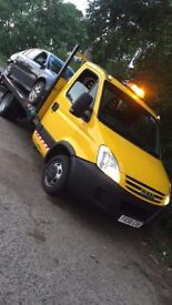 2009 Iveco recovery truck year mot also drop spider