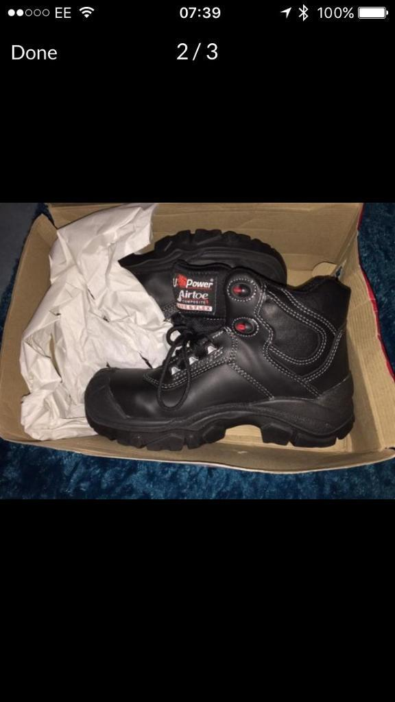 size 5 steel toe cap bootsin Sunderland, Tyne and WearGumtree - brand new steel toe cap boots size 5 in box sorry box bit battered pick up only dont need them anymore