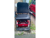 Wheelchair Electric Sunrise Nippy Jive F XL Heavy duty plus New batteries