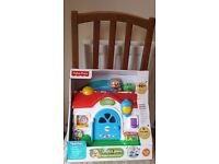 Fisher price puppy activity home