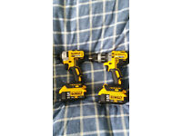 DeWalt Drill and Driver combo. Absolutely Brand New. Never Been Used. All Original.